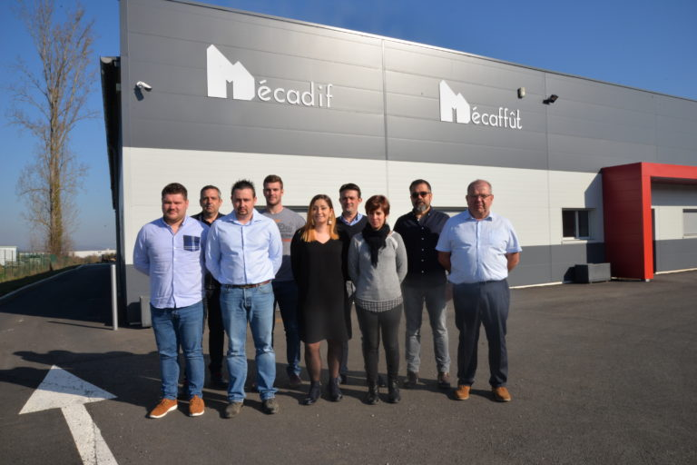 Photo Groupe Mecadif